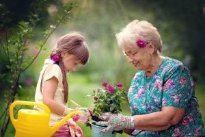 Молитва бабушки